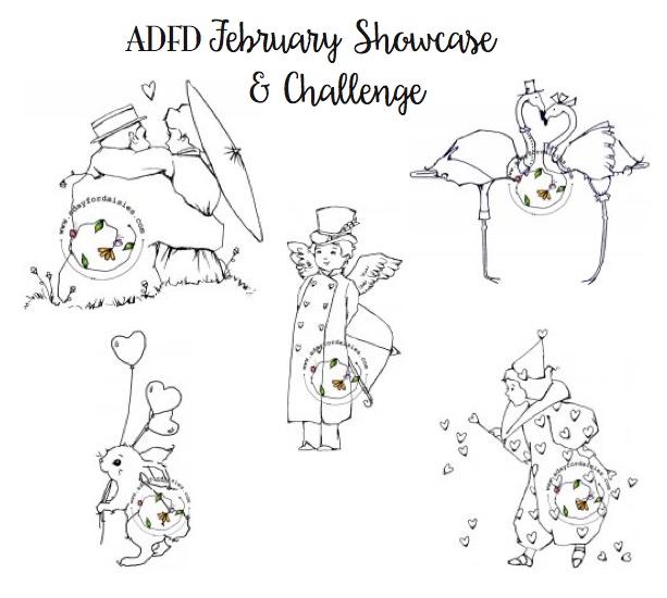 February Showcase & Challenge